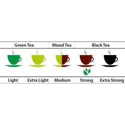 Art. 1081 Gred Schwarzer Tee mit Blaubeere 150g
