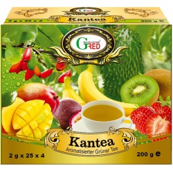 "Art. 1085 Gred Grüner Tee ""Kantea"" 2g x 25 x 4"