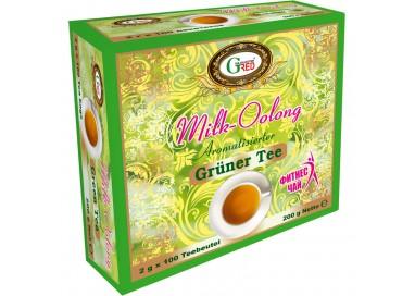 Art. 1009 Gred Grüner Tee mit Anoda 2g x 100
