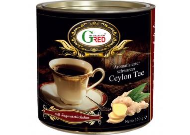 Art. 1022 Gred Schwarzer Tee mit Kirsche 120g