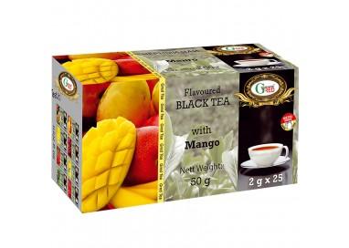 Art. 1067 Gred Schwarzer Tee mit Schwarzer Johannisbeere 2g x 25