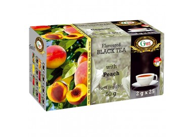 "Item no. 1076 Gred Black Tea ""Barberry"" 180g"