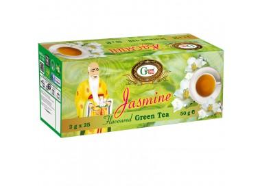 "Item no. 1062 Gred Green Tea ""Raspberry"" 2g x 25"