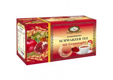 Art. 1049 Gred Schwarzer Tee mit Waldbeeren 120g